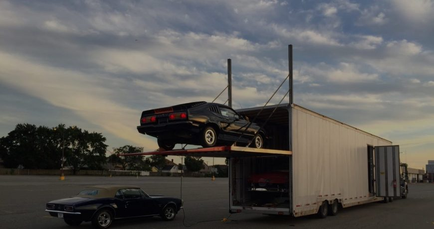 Car Shipping Technology